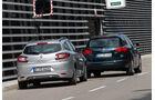 Opel Astra Sports Tourer 1.6 CDTI, Renault Mégane Grandtour Energy dCi 110