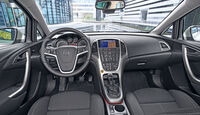 Opel Astra Sports Tourer 1.7 CDTi Ecoflex Edition, Cockpit