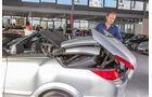 Opel Astra Twin Top, Verdeck
