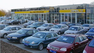Opel-Autohaus