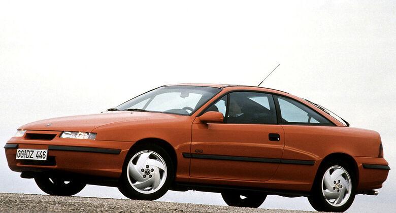Opel Calibra 4x4