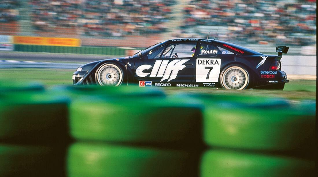 Opel Calibra V6, Manuel Reuter