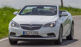 Opel Cascada 2.0 BiTurbo CDTi, Frontansicht