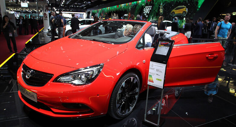 opel cascada news auto motor und sport. Black Bedroom Furniture Sets. Home Design Ideas