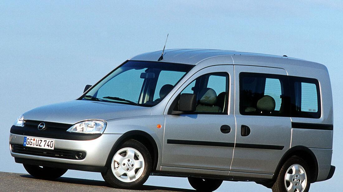 Opel Combo, 2002