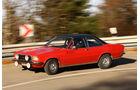 Opel Commodore GS, Seitenansicht