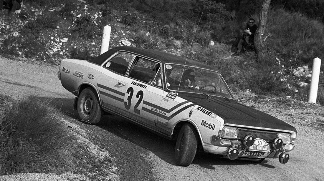 Opel Commodore