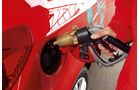 Opel Corsa 1.2 LPG, Tankstutzen