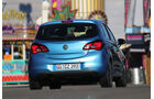 Opel Corsa, Exterieur Heck