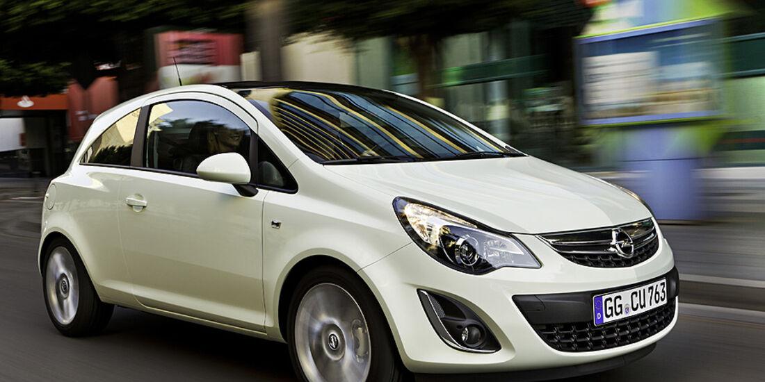 Opel Corsa Facelift 2011, Multimediasystem
