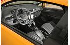 Opel Corsa OPC, Cockpit
