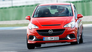 Opel Corsa OPC, Frontansicht
