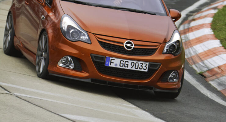 Opel Corsa OPC Nürburgring-Edition