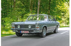 Opel Diplomat B Cabriolet, Frontansicht