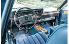 Opel Diplomat V8, Cockpit