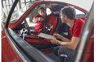 Opel GT 1900, Interieur
