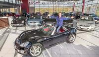 Opel GT 2.0 Turbo, Seitenansicht