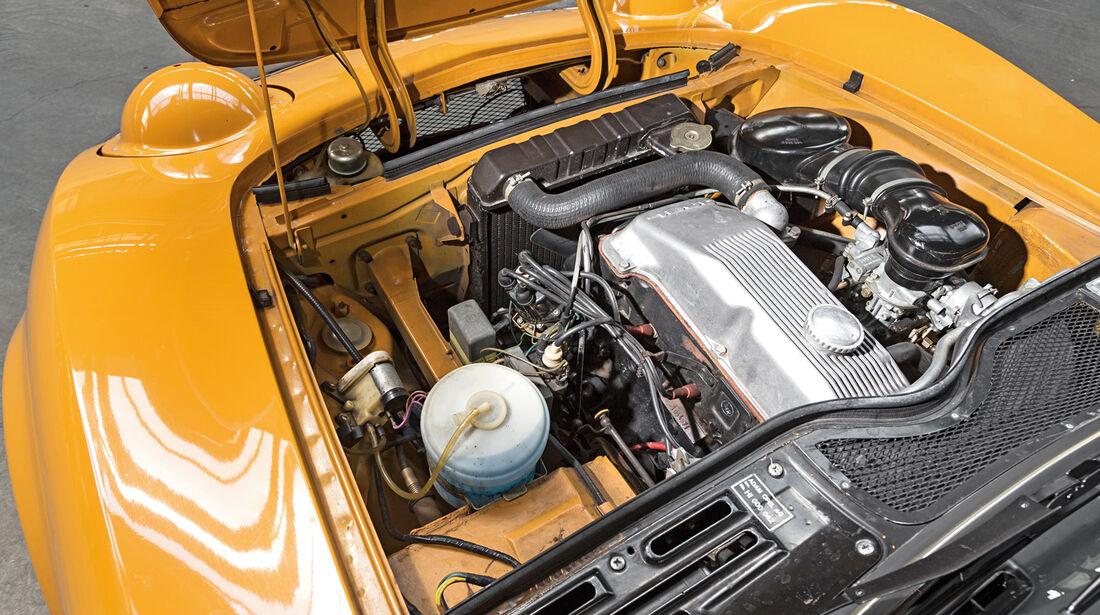 Opel GT, Motor