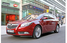 Opel Insignia 2.0 Turbo 4x4, Frontansicht