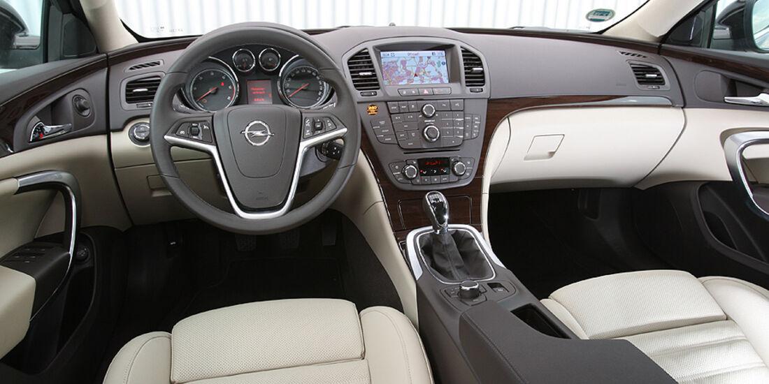 Opel Insignia Cockpit