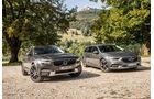 Opel Insignia Country Tourer, Volvo V90 Cross Country, Exterieur