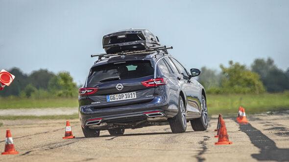 Opel Insignia , Exterieur