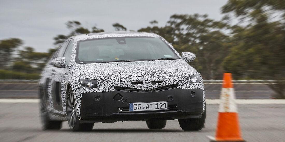 Opel Insignia Grand Sport Erlkönig