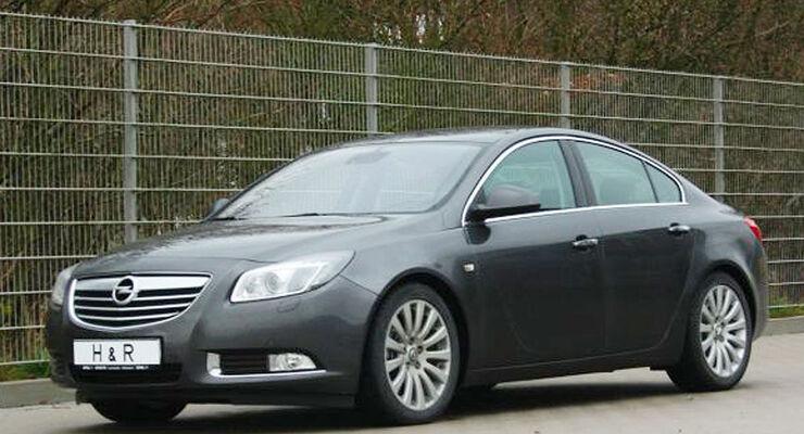 Opel Insignia H&R