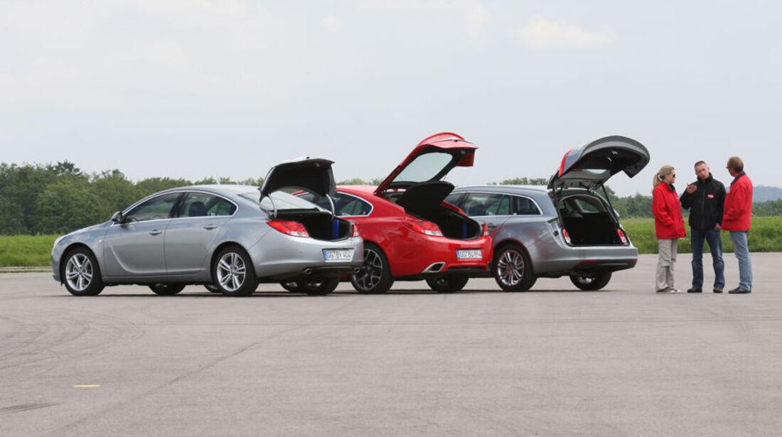 Opel Insignia Kaufberatung, Limousine, Kombi, Sports Tourer