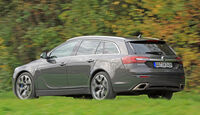 Opel Insignia OPC Sports Tourer Unlimited, Heckansicht