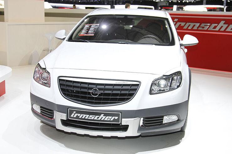 Opel Insignia Sport Tourer CrossFour