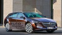 Opel Insignia Sports Tourer 2015