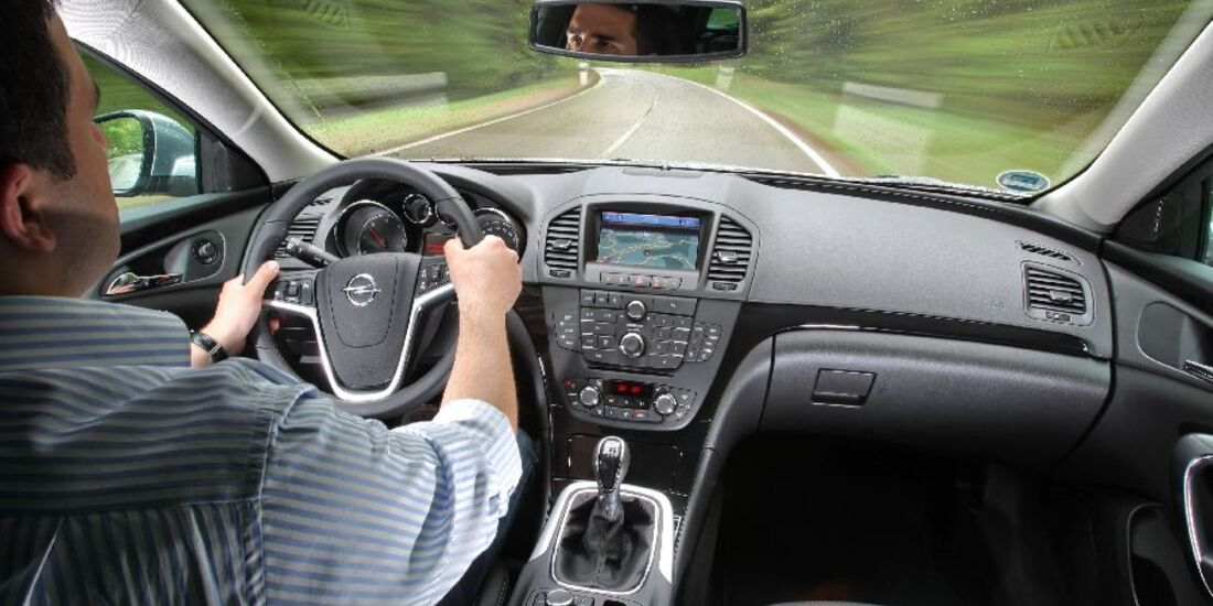 Opel Insignia Sports Tourer Armaturenbrett
