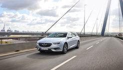 Opel Insignia Sports Tourer Diesel 2017 Fahrbericht