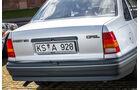 Opel Kadett 1.6i, Heck