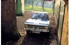 Opel Kadett B Rallye, Frontansicht