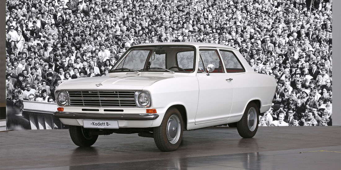 Opel Kadett B