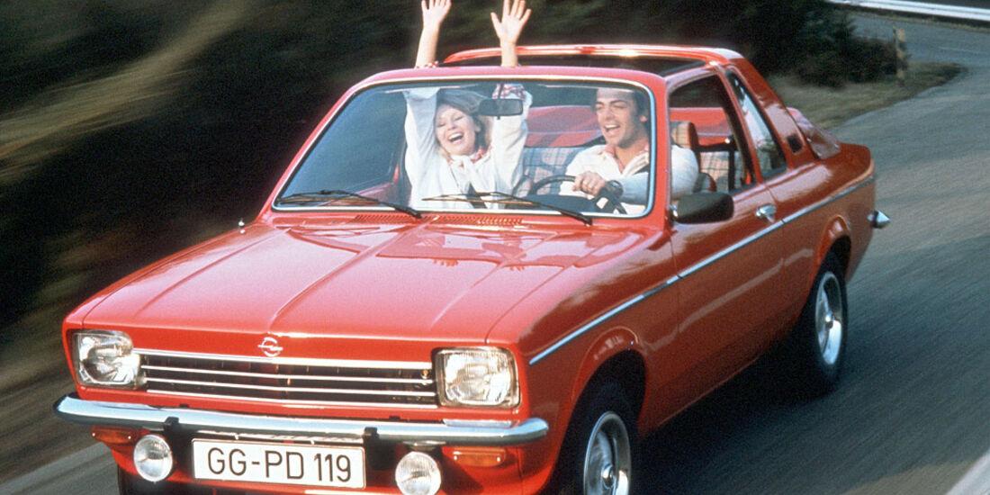 Opel Kadett C, Aero, 1976-1978