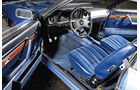 Opel Manta 1900 S, Cockpit