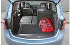 Opel Meriva 1.4 Innovation, Kofferraum