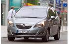 Opel Meriva, Frontansicht