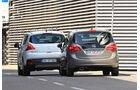 Opel Meriva, Peugeot 3008