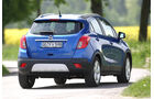 Opel Mokka 1.4 Turbo, Heckansicht