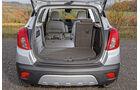 Opel Mokka 1.7 CDTi, Ladefläche, Kofferraum