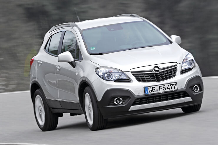 opel mokka a tests auto motor und sport. Black Bedroom Furniture Sets. Home Design Ideas