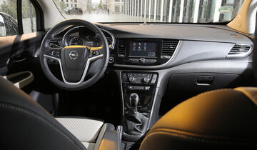 Opel Mokka X 1.4 Turbo, Interieur