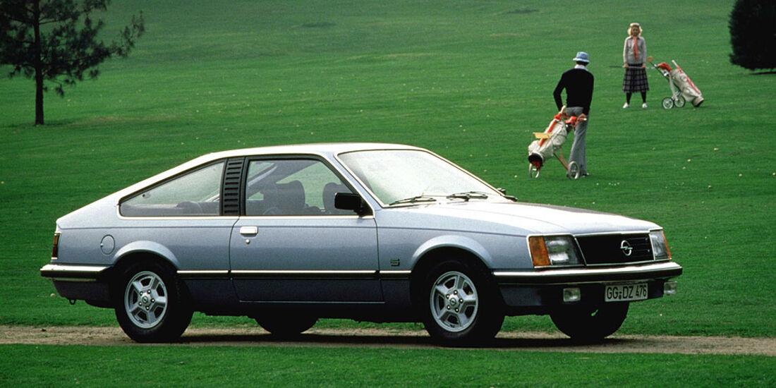 Opel Monza A, `78, 1978-1982