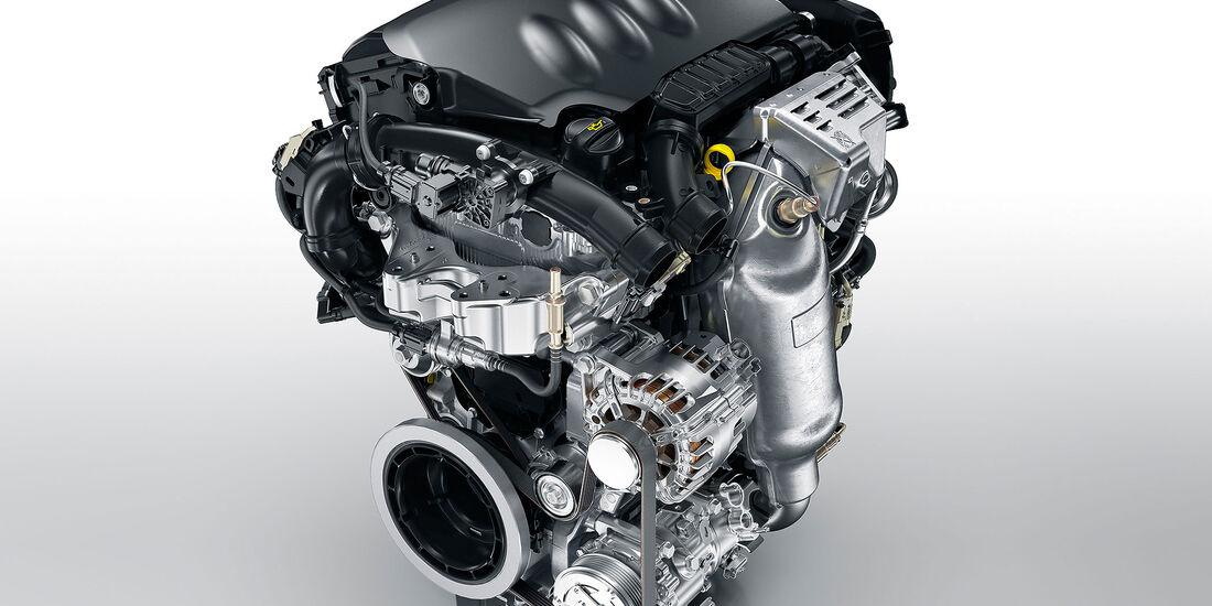 Opel Motoren 1.2 Dreizylinder-Turbo 2018