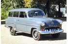 Opel Olympia Rekord, 1953 - 1954