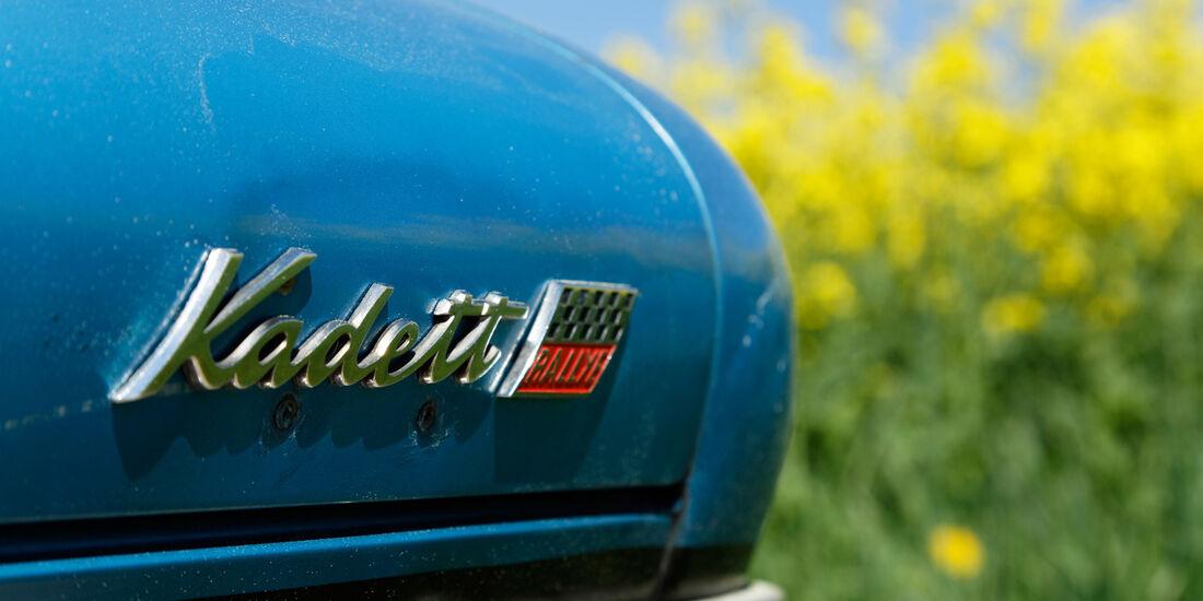 Opel Rallye Kadett 1100 SR, Typenbezeichnung